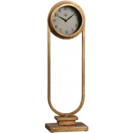 Alard Gold Tabletop Clock