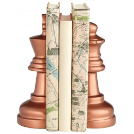Checkmate Bookends