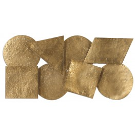 Arrigo Gold Wall Art