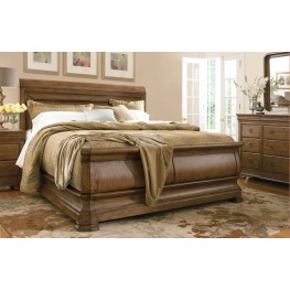 New Lou Louie Philips Sleigh Bedroom Set