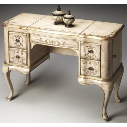 Artists' Originals Guilded Cream Vanity
