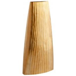 Large Galeras Gold Vase