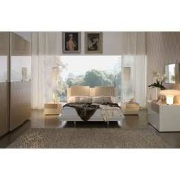 Diamond Ivory Bedroom Set
