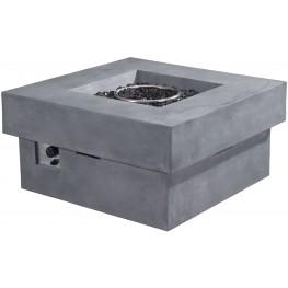 Diablo Gray Propane Fire Pit
