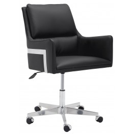 Torres Black Office Chair
