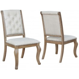 Glen Cove Weathered Dining Chair Set Of 2 By Scott Living