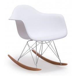 Rocket White Chair