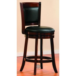Shapel Swivel Counter Height Chair Set of 2