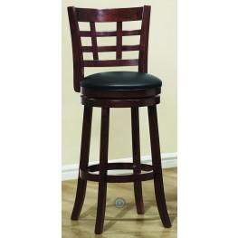Edmond Swivel Counter Chair Set of 2