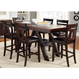 Lawson Gathering Table Extendable Dining Room Set