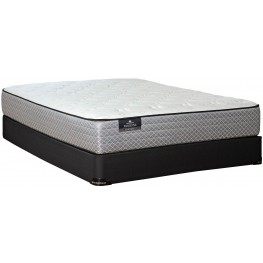 Passions Fantasy Plush Full Mattress With Low Profile Foundation