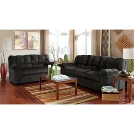 Julson Ebony Living Room Set