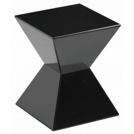 Rocco Black End Table