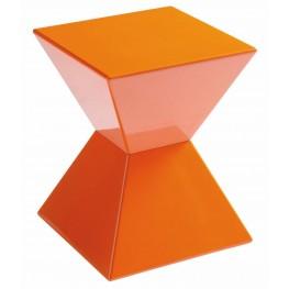 Rocco Orange End Table