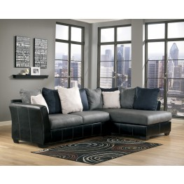 Masoli Cobblestone Right Arm Facing Sectional