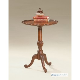 Plantation Cherry 1482024 Pedestal Table