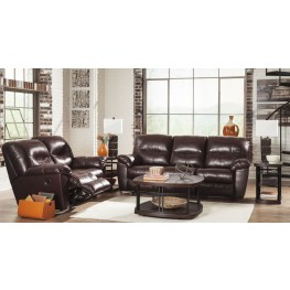 Kilzer Durablend Mahogany Reclining Living Room Set
