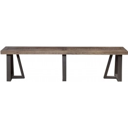 Prairie Natural Dining Bench