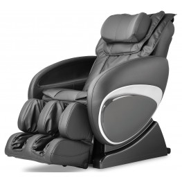Shiatsu Zero Gravity Black Massage Chair
