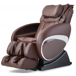 Shiatsu Zero Gravity Brown Massage Chair