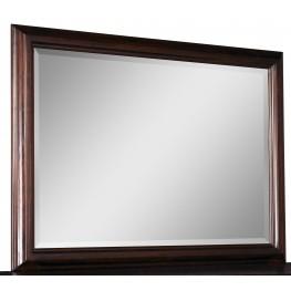 Intrigue Landscape Mirror