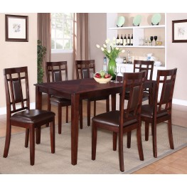 7-Piece Dining Sets - Coleman Furniture
