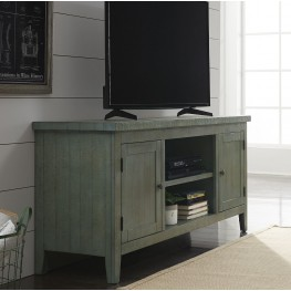 "Boho Loft Green 60"" TV Console"