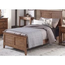 Grandpas Cabin Full Panel Bed