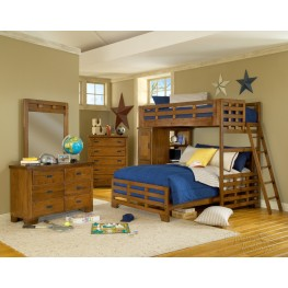 Heartland Loft Bedroom Set