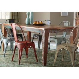 Keller Multi Color Dining Table