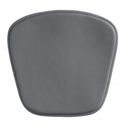 Wire/Mesh Cushion Gray