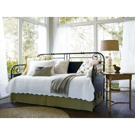 Down Home Oatmeal Garden Gate Day Bed