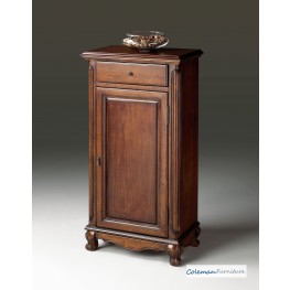 Plantation Cherry 1932024 Tall Door Chest