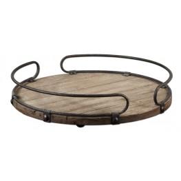 Acela Round Wine Tray