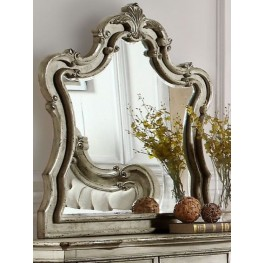 Elsmere Antique Grey Mirror