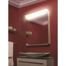 "Priolo 19"" Right Hinge Mirror Cabinet"