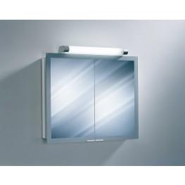 "Axara 31"" White Mirror Cabinet"