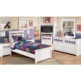 Zayley Youth Panel Bedroom Set