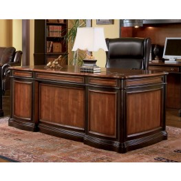 Pergola Grand Style Executive Home Office Desk