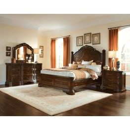 Valencia Panel Bedroom Set