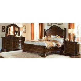 Valencia Panel Bedroom Set