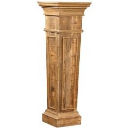 Memoir Brown Pedestal