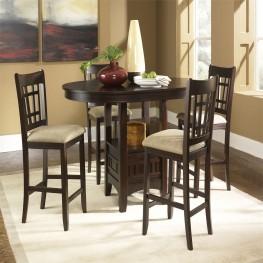 5 Piece Pub Table Sets Coleman Furniture