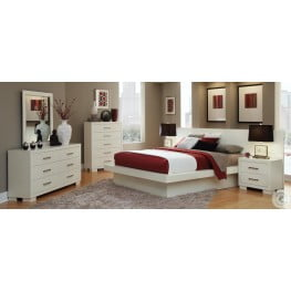 Jessica Panel Bedroom Set