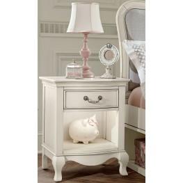 Kensington Antique White Nightstand