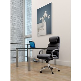 Lider Comfort Black Office Chair