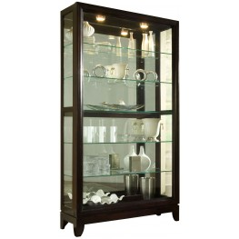 Chocolate Cherry Door Curio