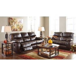 Pranas Brindle Power Reclining Living Room Set