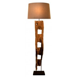 Light Winter Floor Lamp