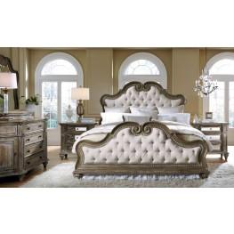 Arabella Upholstered Bedroom Set